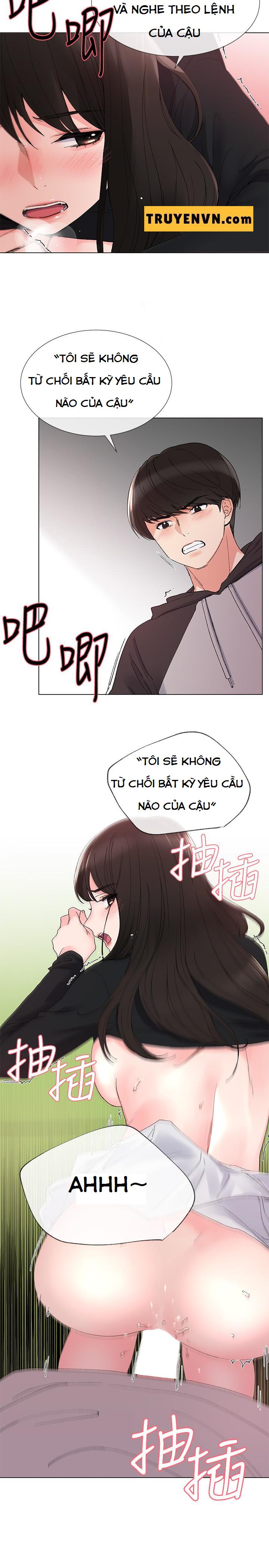 Đọc truyện Cô Nàng Xui Xẻo - Chương 27