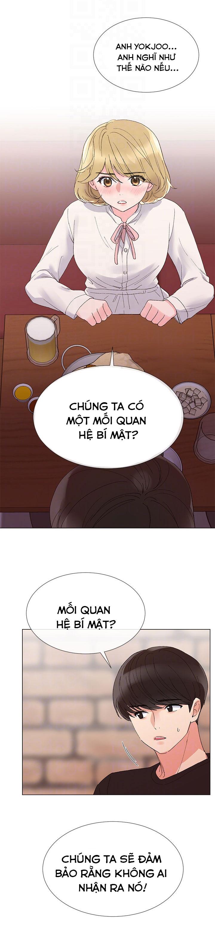 Đọc truyện Cô Nàng Xui Xẻo - Chương 28